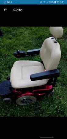 Инвалидная электро коляска - Измаил, Одесская область