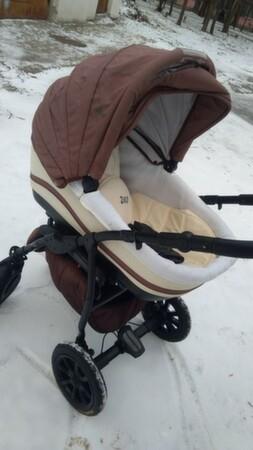 Продам коляску в хорошем состоянии - Николаев, Львовская область