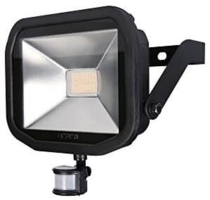 Світлодіодний прожектор Luceco Slim з датчиком PIR, 38 Вт 3000 К, чорн - Львов, Львовская область