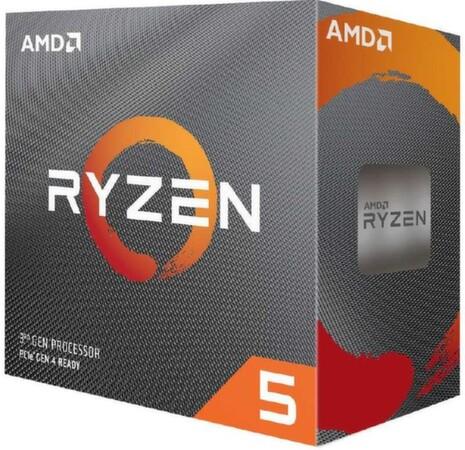 Процессор: AMD Ryzen 5 3600 - Киев, Киевская область